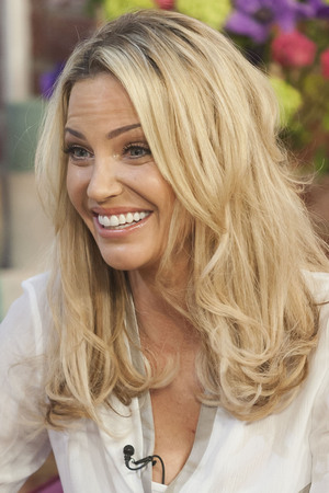 Sarah Harding on ITV This Morning talking about new film, Run for Your Wife and Girls Aloud