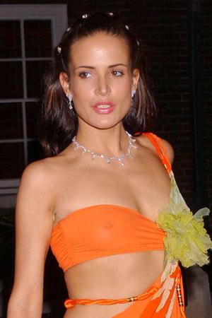 Sophie Anderton, BAFTAs, 2004