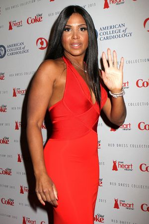 Toni Braxton, Heart Truth Red Dress Collection 2013 Fashion Show, New York, America