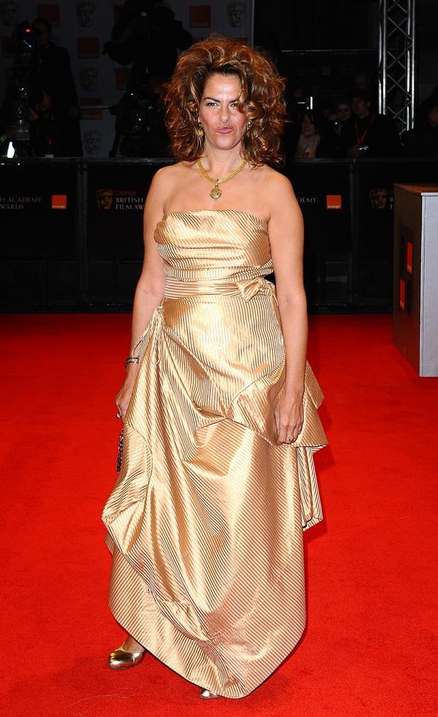 Tracey Emin, BAFTAs 2011