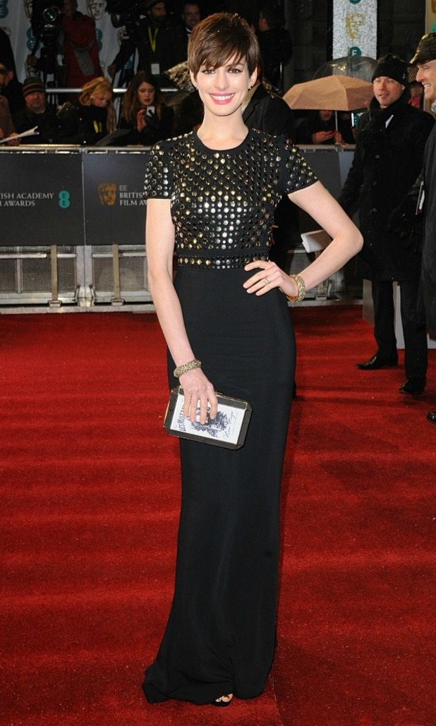 Best & Worst dressed BAFTAs 2013