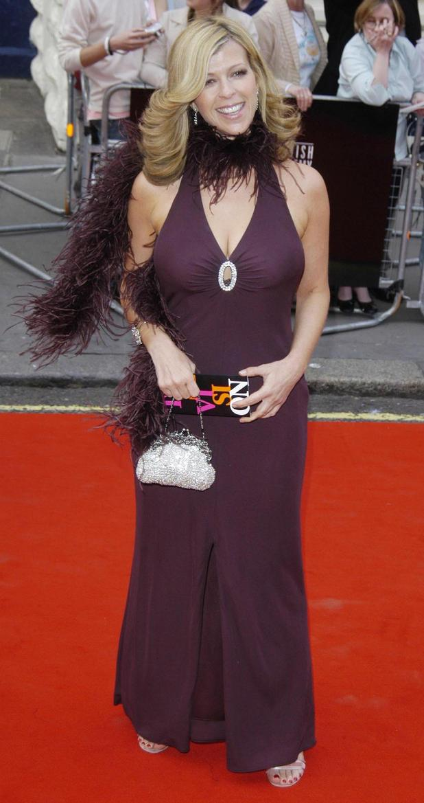 Kate Garraway, BAFTAs, 2005
