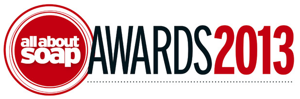 All About Soap Awards 2013 logo