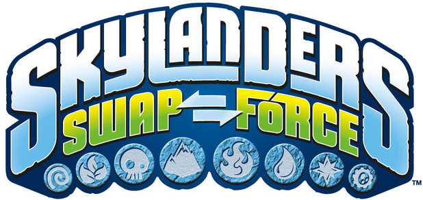 'Skylanders: Swap Force' logo