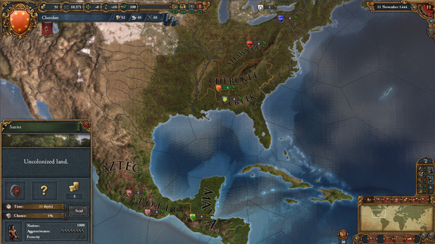 Europa Universalis 4 screenshots