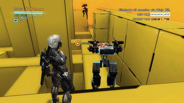 VR mission DLC