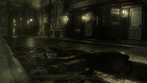 'Murdered: Soul Suspect' teaser image.