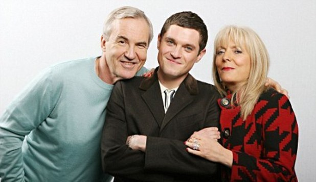 Alison Steadman, Larry Lamb and Matthew Horne in 'Gavin & Stacey'
