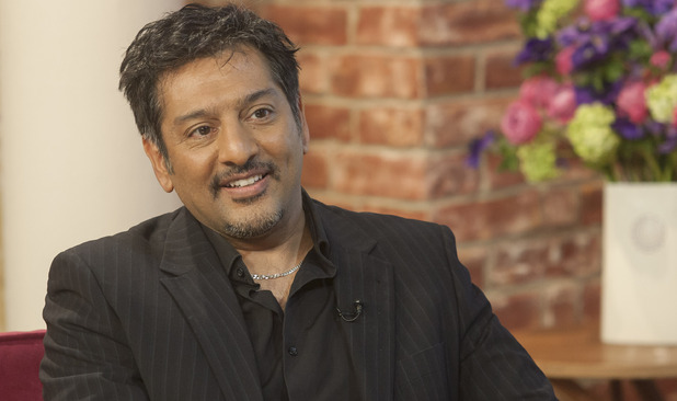 Eastenders star Nitin Ganatra appears on 'This Morning'