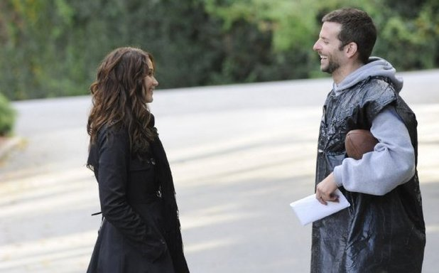 'Silver Linings Playbook' still: Bradley Cooper, Jennifer Lawrence