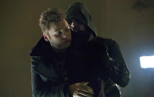 Arrow S01E12: 'Vertigo'