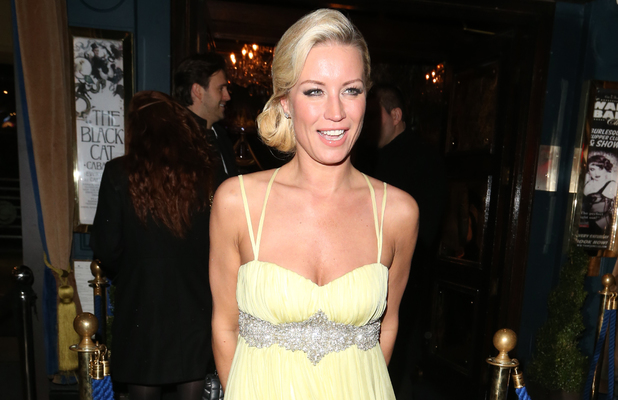 Premiere of 'Run For Your Wife' - Afterparty at Cafe de Paris Featuring: Denise van Outen Where: London, United Kingdom