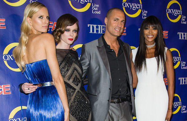 "Oxygen Network Celebrates the Premiere of ""THE FACE"" at The Marquee nightclub - Arrivals Featuring: Karolina Kurkova,Coco Rocha,Nigel Barker,Naomi Campbell Where: New York City, United Kingdom When: 05 Feb 2013"