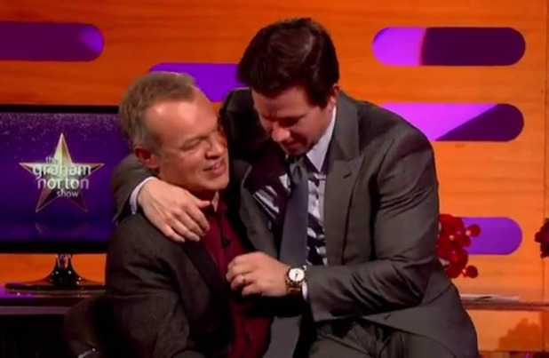 Mark Wahlberg causes stir on  'The Graham Norton Show'