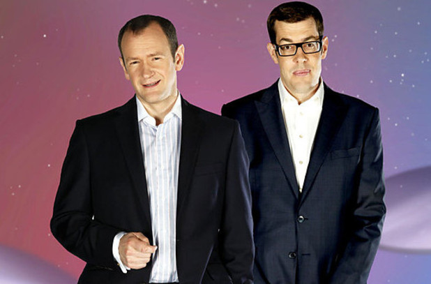 BBC One Pointless Quiz Show.