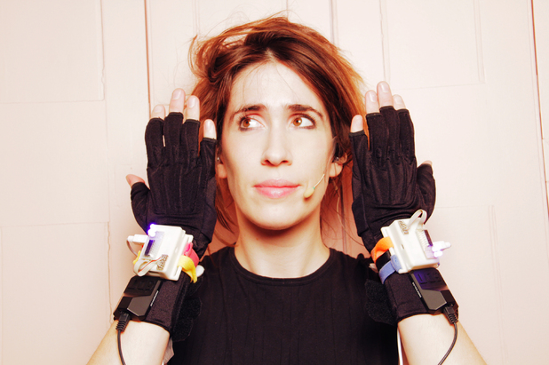 Imogen Heap press shot 2013