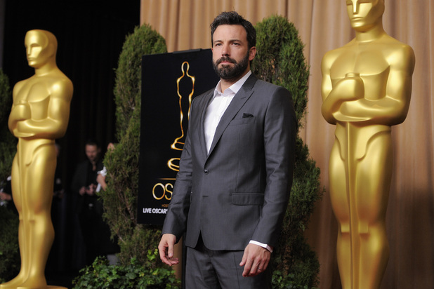 Ben Affleck - 85th Academy Awards nominees luncheon