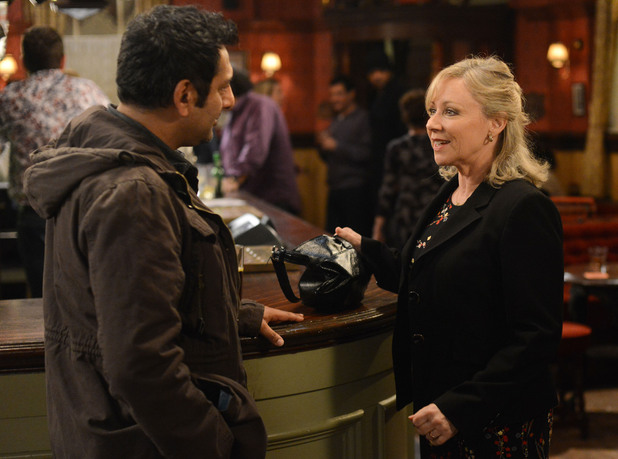 Carol gets mixed signals from Masood.