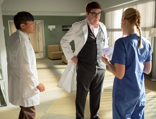 Monday Mornings - Season 1: Keong Sim, Alfred Molina, Jennifer Finnigan