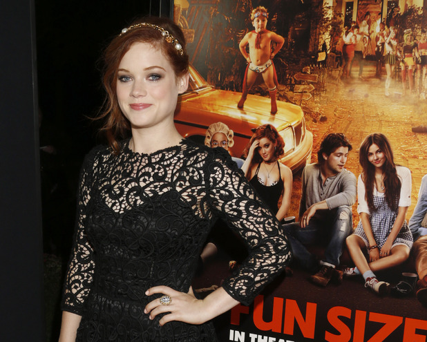 Jane Levy at the 'Fun Size' LA premiere - October 25, 2012