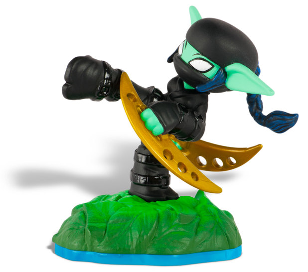 'Skylanders: Swap Force' Stealth Elf Toy