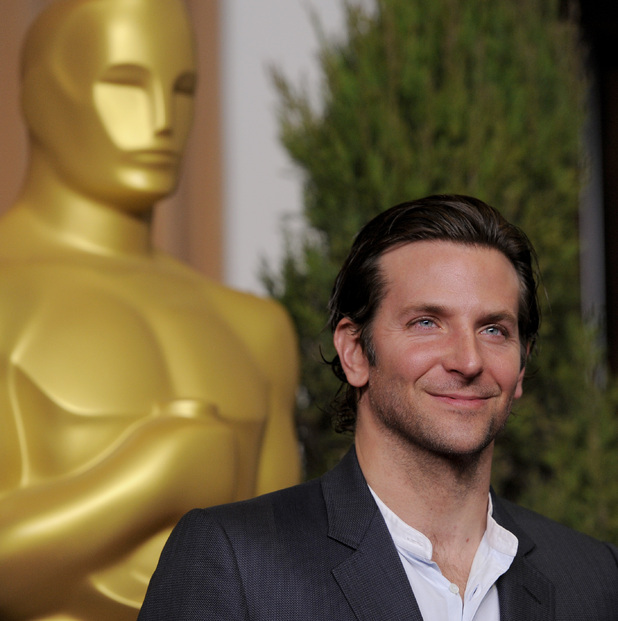 Bradley Cooper - 85th Academy Awards nominees luncheon
