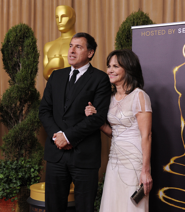David O Russell and Sally Field