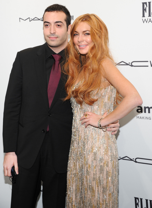 Lindsay Lohan, Mohammed Al Turki