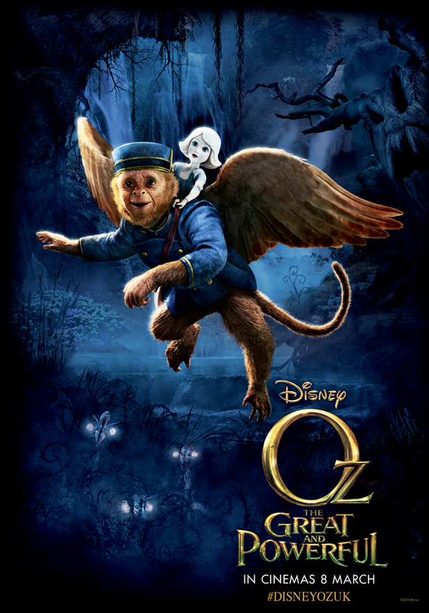 Oz the Great and Powerful Finley