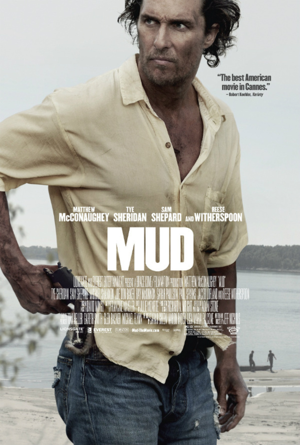 'Mud' poster