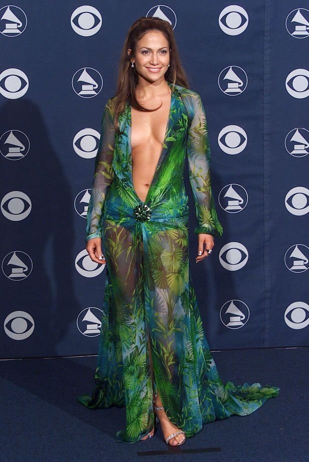 Jennifer Lopez Grammy Awards