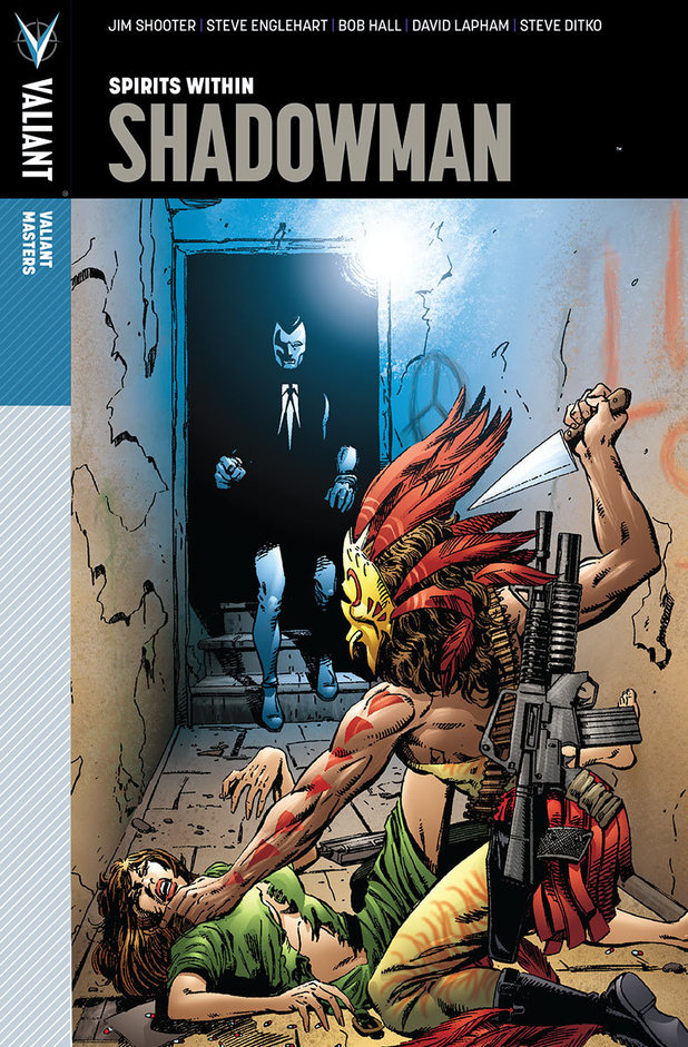 Valiant Masters: Shadowman vol 1: Spirits Within