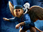 See the new poster of Zach Braff's animated character from Oz the Great and Powerful.