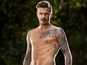 David Beckham denies H&M 'bum double'