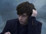 James Blake 'Overgrown' promo image.