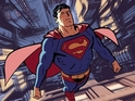 The controversial writer is still in line for DC's Adventures of Superman.