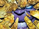 The event sees Thanos invade Earth in the Avengers' absence.