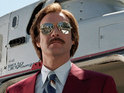 His Anchorman character Ron Burgundy will read the nominations.