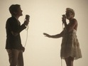 The singer teams up with fun. frontman Nate Ruess for her latest cut.