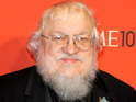 George RR Martin says his book commitments limit his involvement with HBO's series.