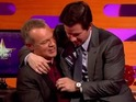 BAFTAs host addresses Wahlberg's intoxicated visit to The Graham Norton Show.