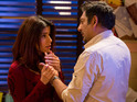 Ayesha hopes to win over Masood on EastEnders next week.