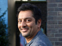 Nitin Ganatra hopes to explore a new side of his EastEnders character.