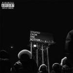 Drake 'Started From the Bottom' single artwork.