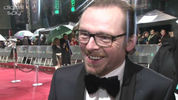 Digital Spy asks Simon Pegg if JJ Abrams will unite the fan communities of Star Wars and Star Trek.