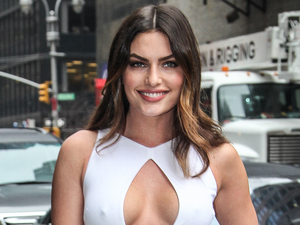 2013 Sports Illustrated Swimsuit models attend the Late Show with David Letterman Featuring: Alyssa Miller Where: New York, NY, United States When: 11 Feb 2013