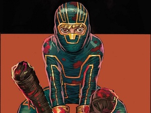 'Kick-Ass 3' #1 artwork