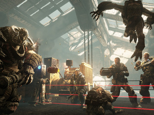 Latest images for Gears of War Judgment