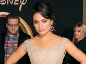 Mila Kunis, OZ The Great And Powerful premiere
