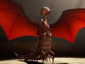 Monsters University, Helen Mirren, Dean Hardscrabble